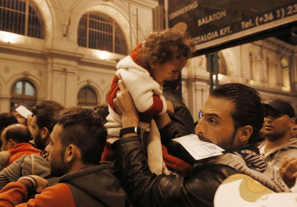 Uchodźcy na Węgrzech