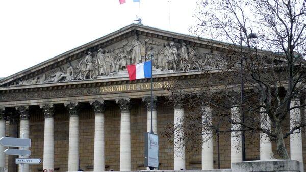 Zgromadzenie Narodowe Francji, Paryż - Sputnik Polska