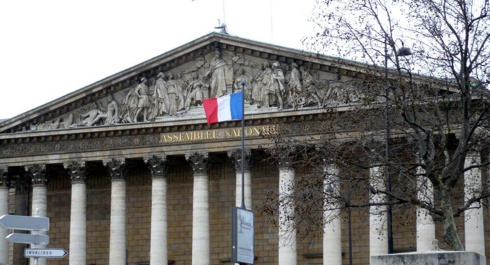 Zgromadzenie Narodowe Francji, Paryż