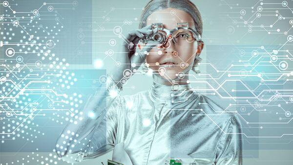 Wizualizacja sztucznej inteligencji - Sputnik Polska