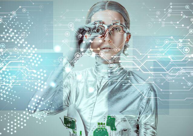 Wizualizacja sztucznej inteligencji