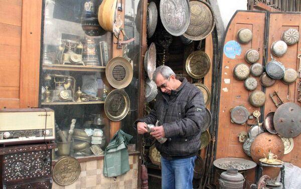 Antykwariat w Damaszku - Sputnik Polska