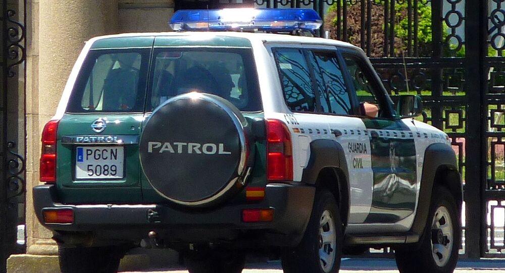 W Hiszpanii zatrzymano mężczyznę, podejrzanego o działalność terrorystyczną
