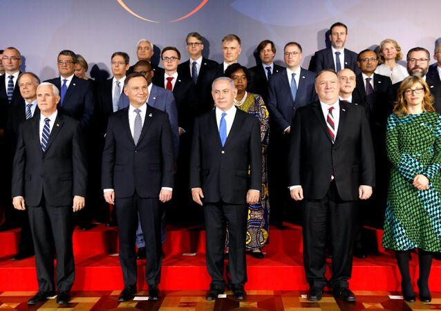 Uczestnicy konferencji w Warszawie