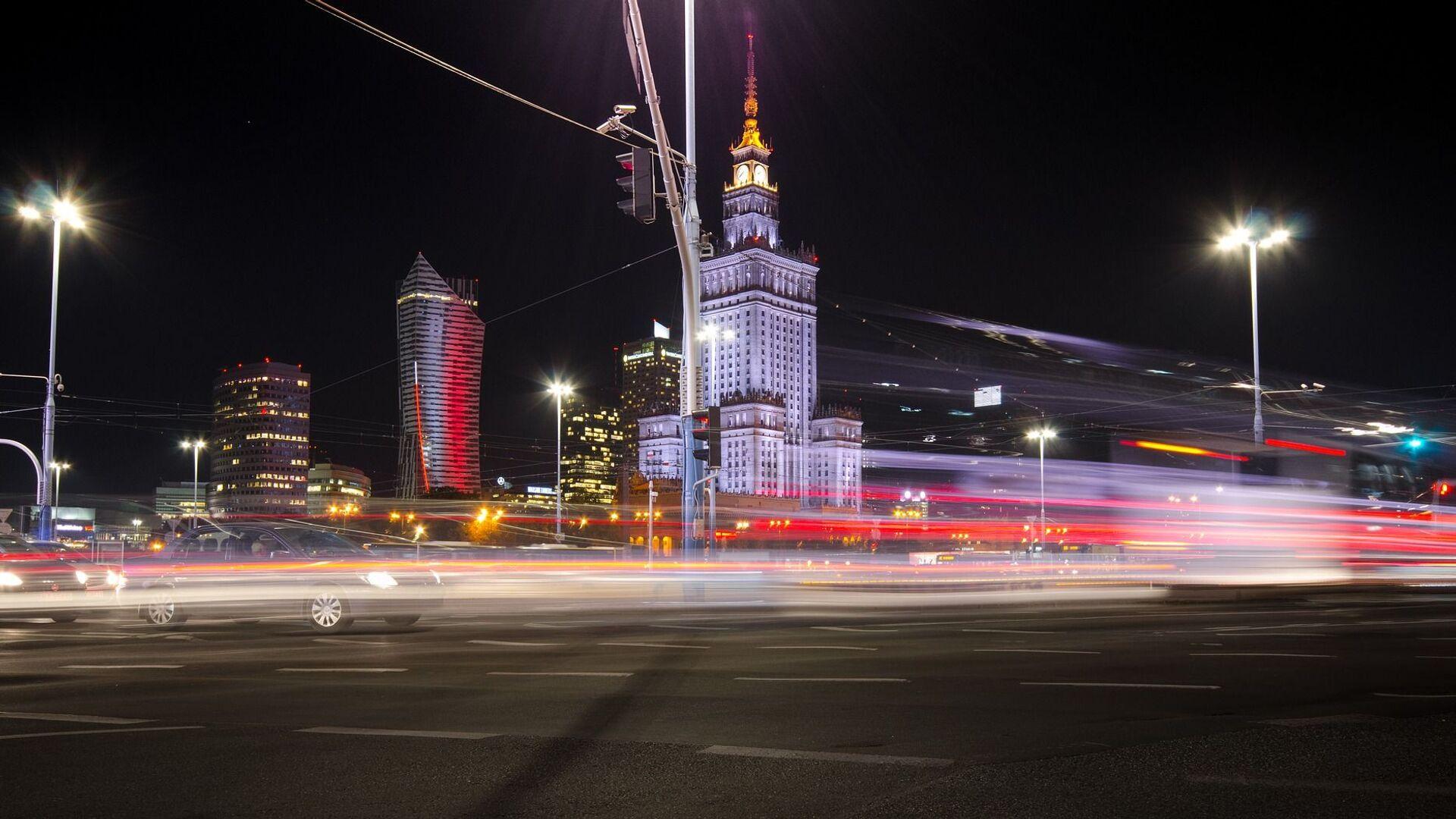 Warszawa - Sputnik Polska, 1920, 11.03.2021
