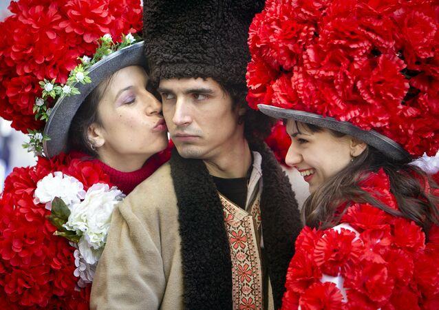 Dragobete - rumuńskie Walentynki
