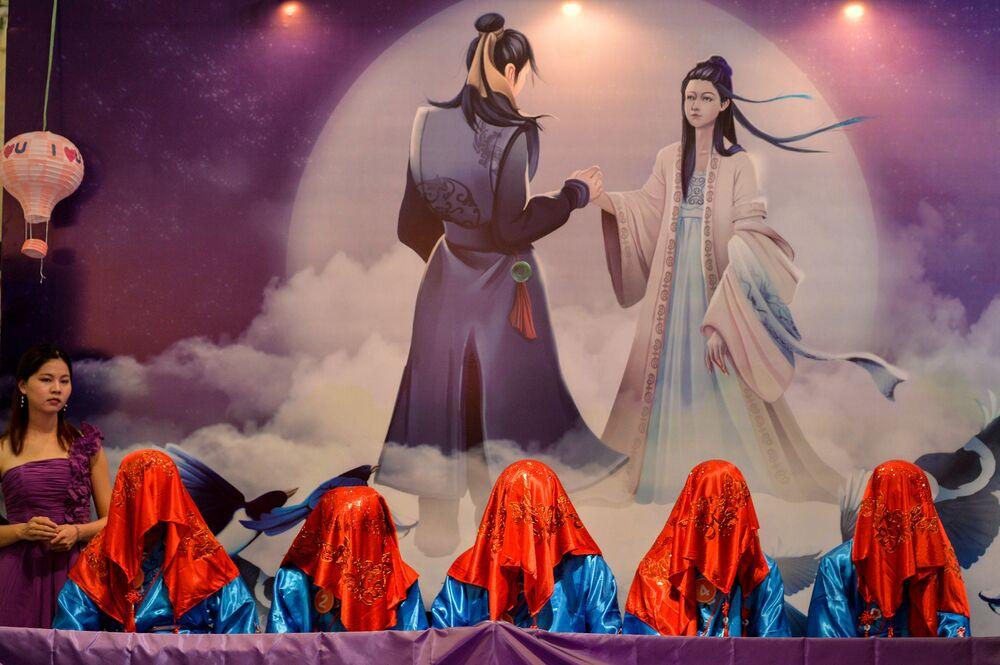 Chińskie Walentynki - festiwal Qixi