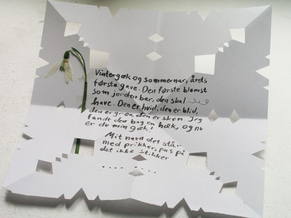 W Danii i Norwegii dziewczynom wysyłają anonimowe listy gækkebrev.