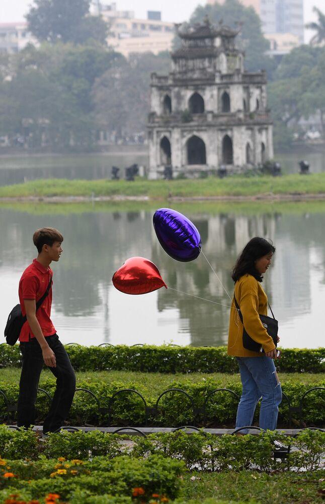Zakochani we Wietnamie