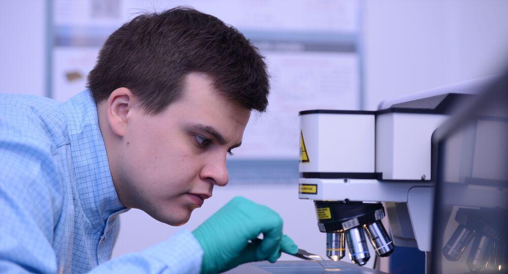 Jurij Stebunow, naukowiec MFTI