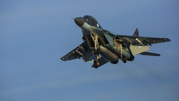 Myśliwiec MiG-29K - Sputnik Polska