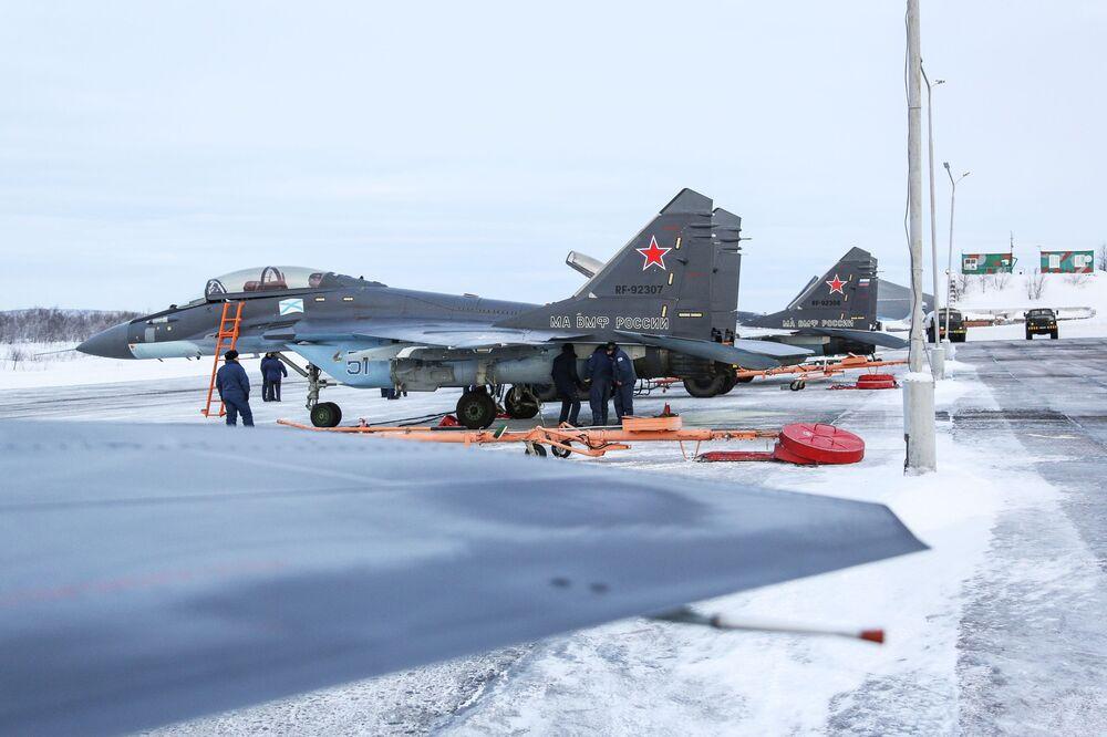 Myśliwce MiG-29K