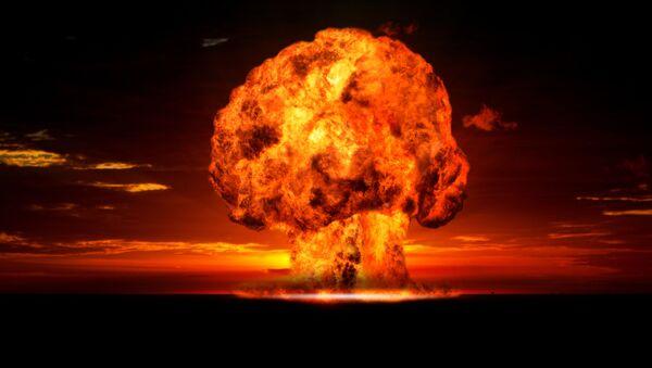 Wybuch jądrowy - Sputnik Polska