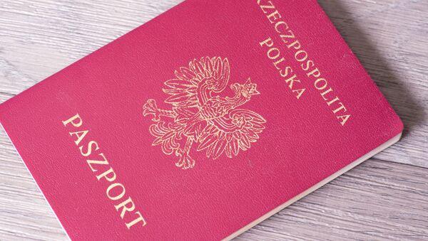 Polski paszport - Sputnik Polska