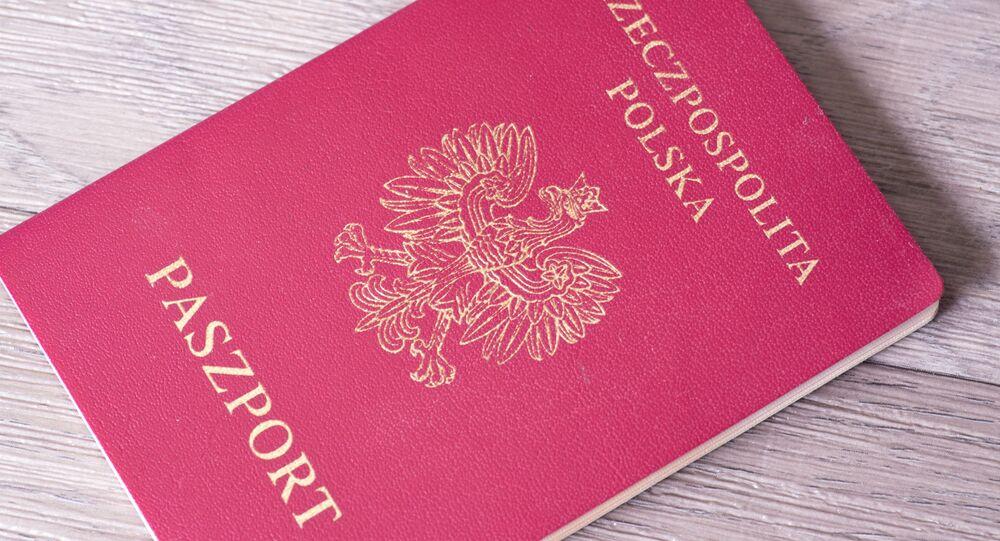 Polski paszport
