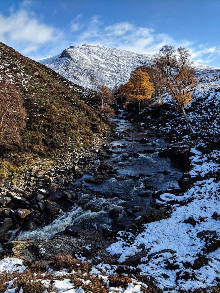 Fot. Katriny Stewart, która wygrała w kategorii Water | Snow | Ice w konkursie Mobile Photography Awards 2018