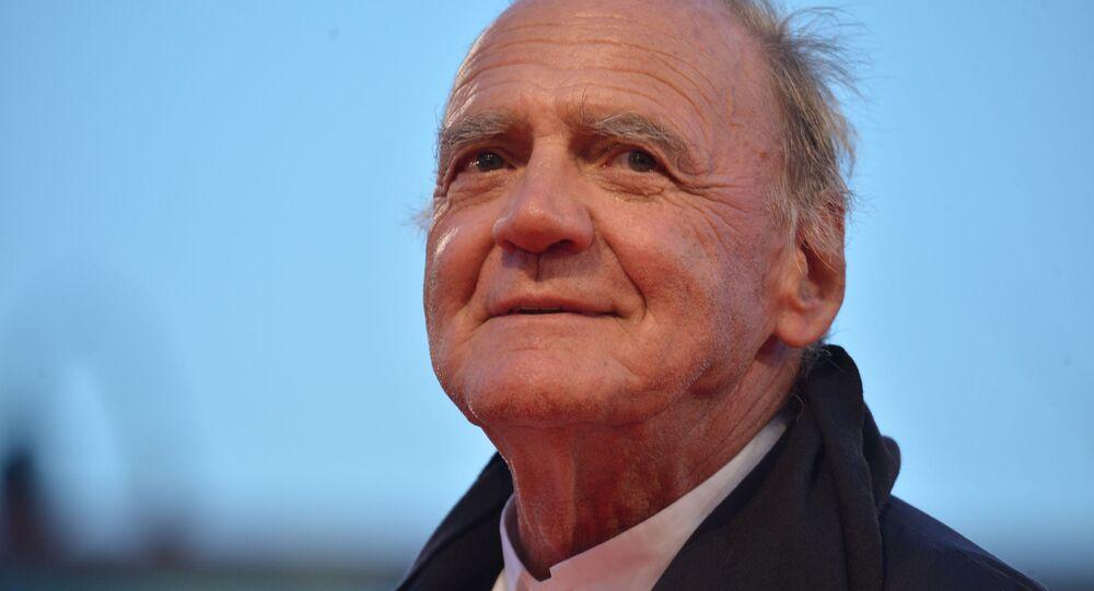 Szwajcarski aktor Bruno Ganz