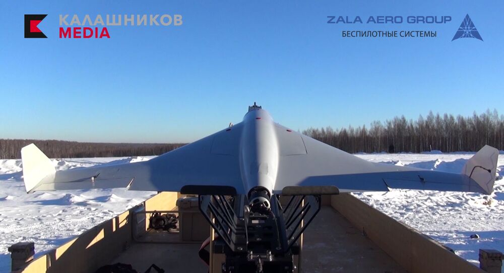 Dron KYB