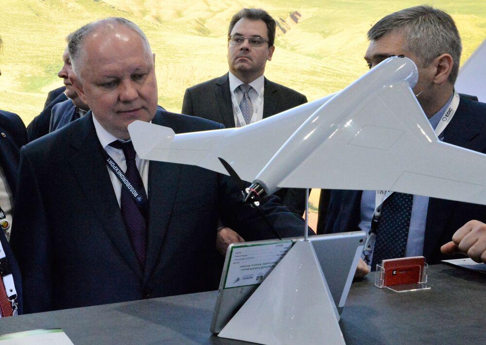Bezzałogowy aparat latający KYB