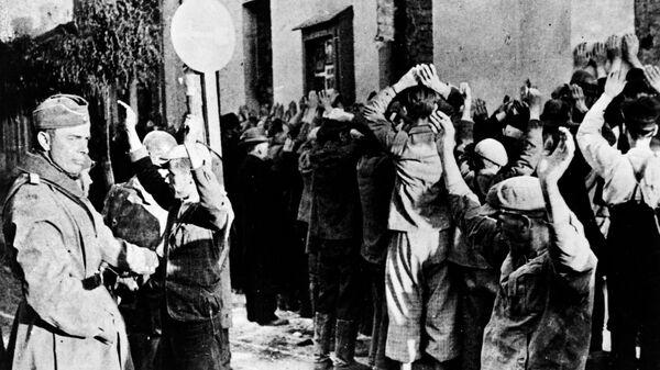 Żydzi w getcie warszawskim - Sputnik Polska