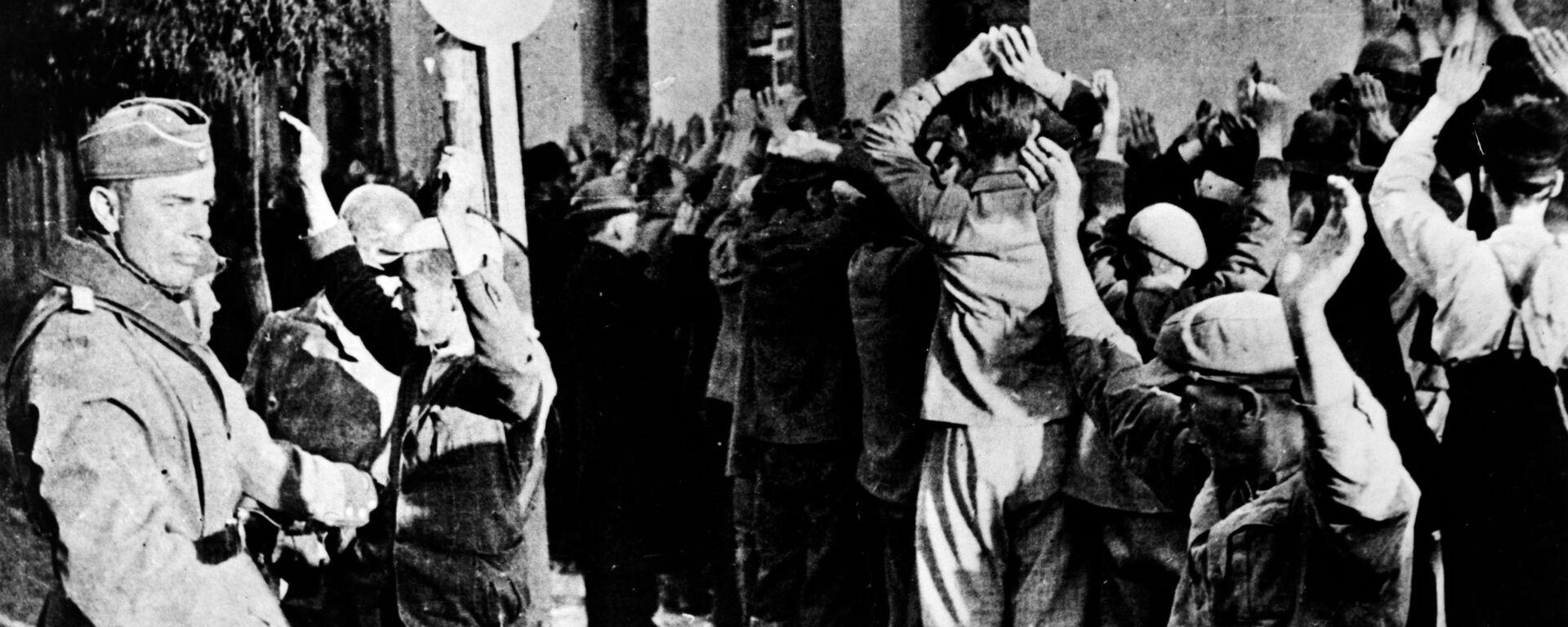Żydzi w getcie warszawskim - Sputnik Polska, 1920, 16.08.2021