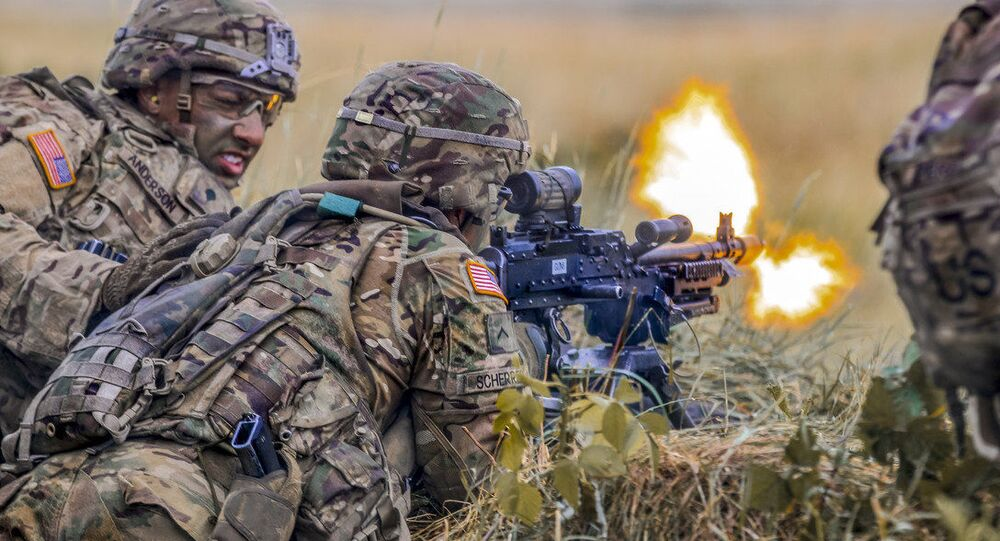 Żołnierze USA
