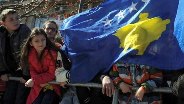 Obchody niepodległości Kosowa - Sputnik Polska