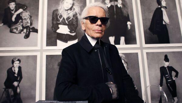 Karl Lagerfeld - Sputnik Polska
