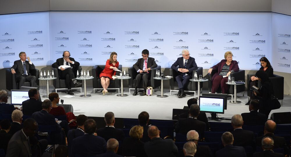 55. Międzynarodowa Konferencja Bezpieczeństwa w Monachium