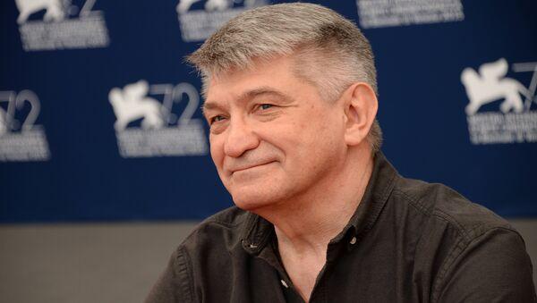 Rosyjski reżyser Aleksander Sokurow na 72. Festiwalu Filmowym w Wenecji - Sputnik Polska