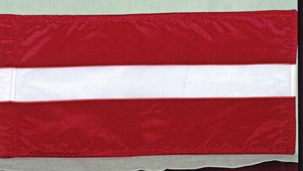 Łotewska flaga - Sputnik Polska