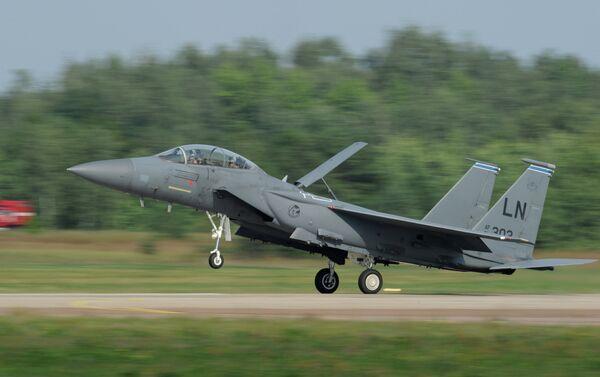 F-15 - Sputnik Polska