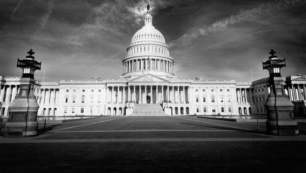 Budynek Kapitolu w Waszyngtonie - Sputnik Polska