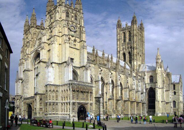 Kościół w Canterbury