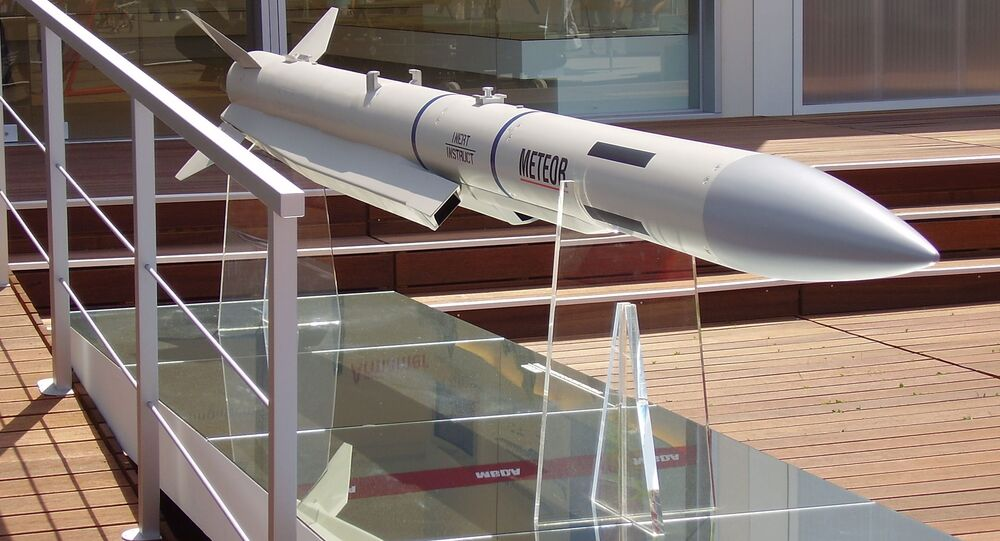 MBDA Meteor