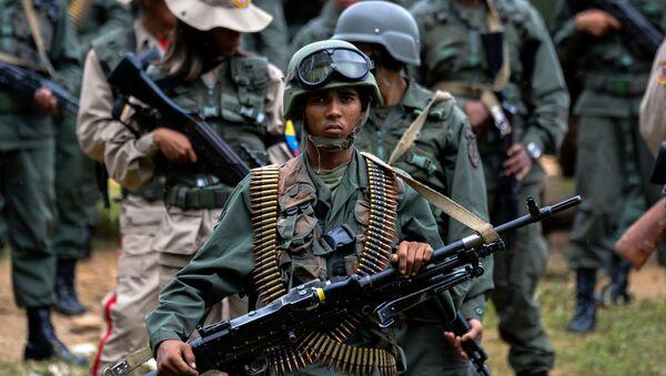 Wenezuelska armia - Sputnik Polska