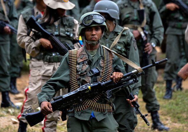 Wenezuelska armia