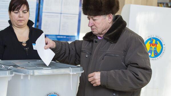 Wybory w Mołdawii - Sputnik Polska