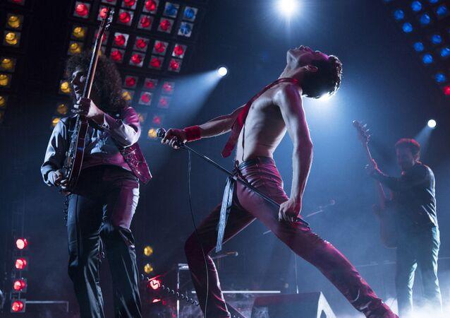 Kadr z filmu Bohemian Rhapsody