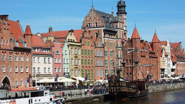 Gdańsk - Sputnik Polska
