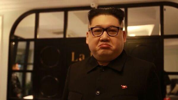 Sobowtór Kim Dzong Una - Sputnik Polska