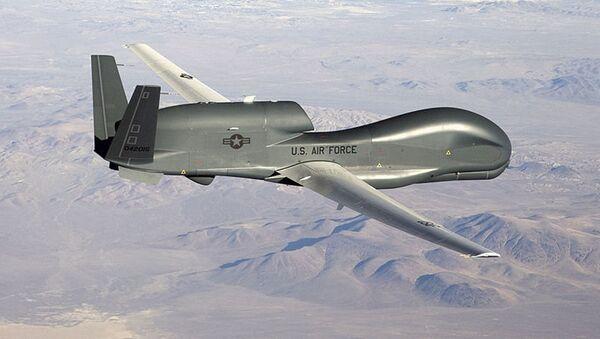 RQ-4 Global Hawk - Sputnik Polska