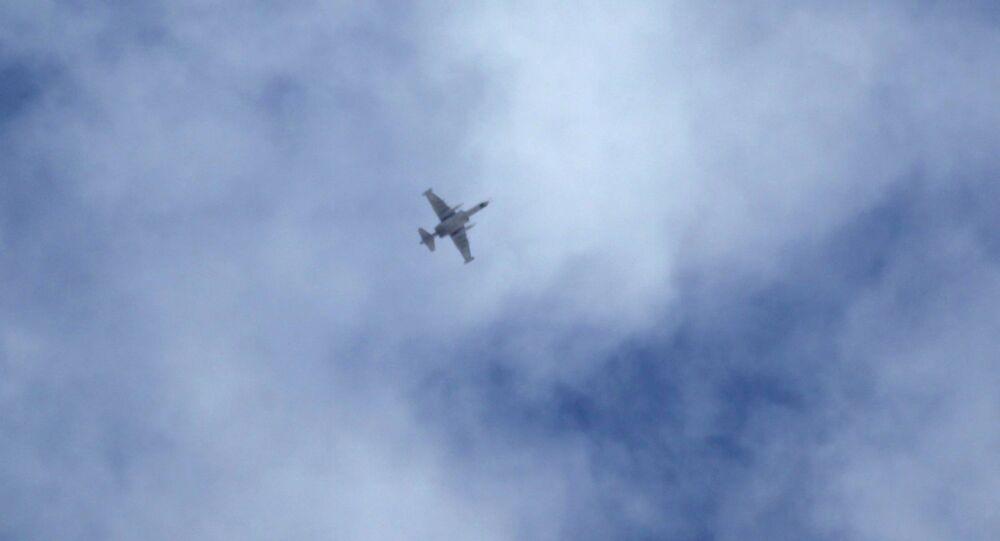 Samolot wojskowy