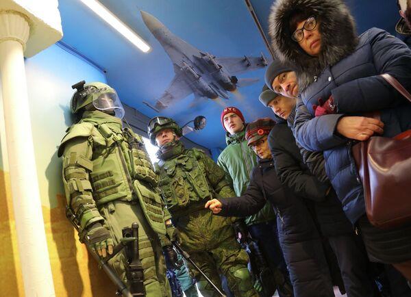 """Akcja wojenno-patriotyczna """"Syryjski przełom"""" - Sputnik Polska"""