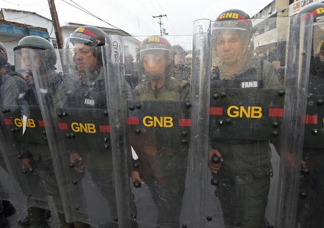 Sytuacja w Wenezueli