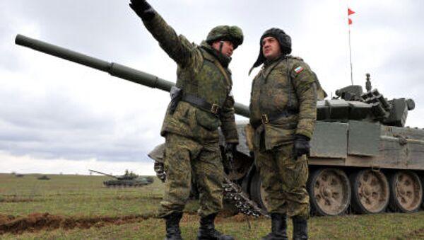 Rosyjscy wojskowi - Sputnik Polska