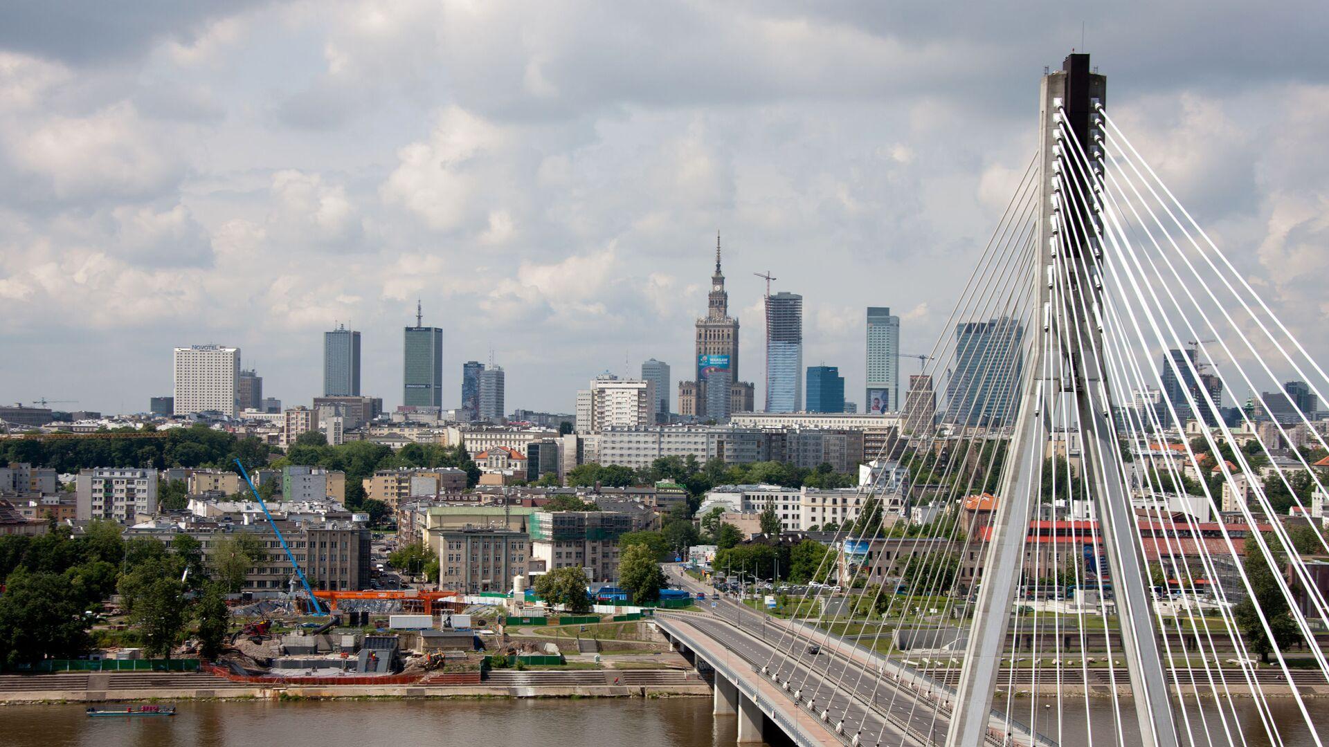 Warszawa - Sputnik Polska, 1920, 12.03.2021