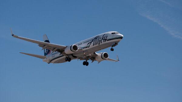 Samolot Alaska Airlines - Sputnik Polska