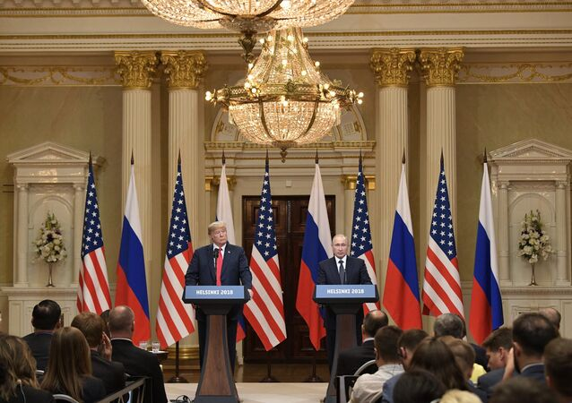 Spotkanie Putin-Trump w Helsinkach, 16 lipca 2018