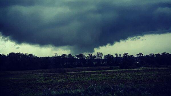 Tornado w Alabamie, USA - Sputnik Polska